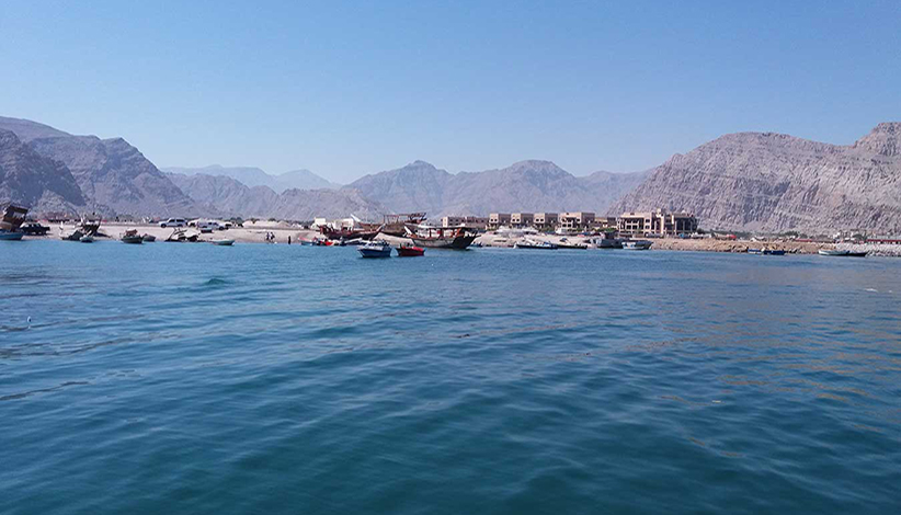 Highlights of Kayaking In Khasab Musandam 2