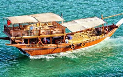 Overnight Stay On Dhow