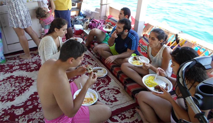 Musandam Overnight Dhow Cruise