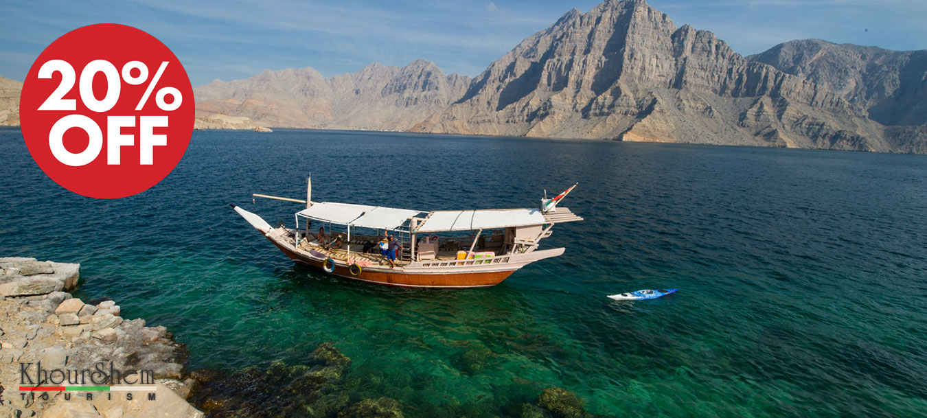 Musandam Boat Trip