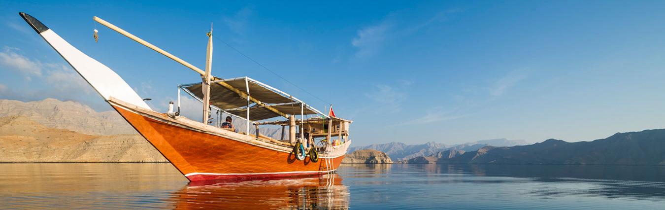 Oman Dhow cruise - Khasab Musandam Dhow Cruise 3