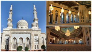 The great mosque of Sultan Qaboos
