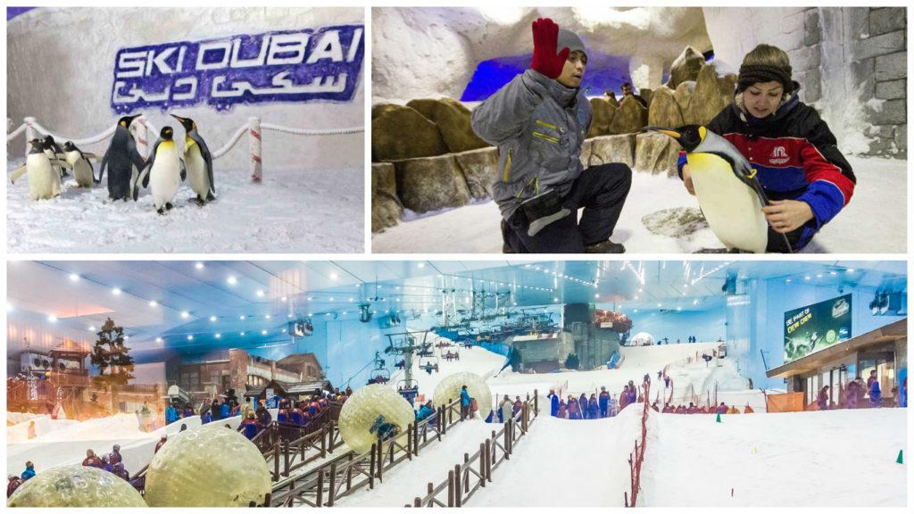 Ski Dubai indoor