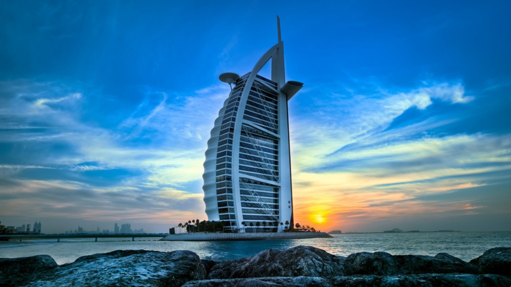 Best Restaurants in Dubai Burj_Al_Arab