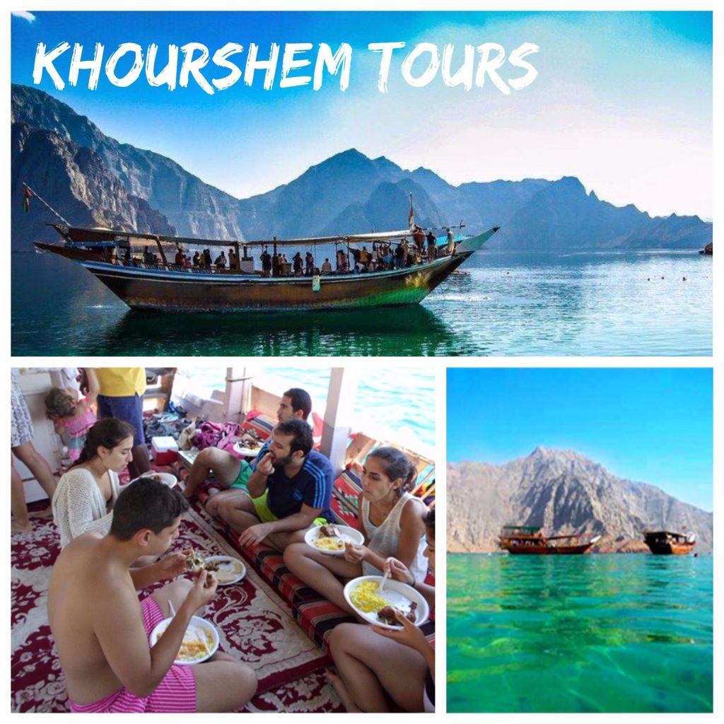 Musandam tour packages from Dubai