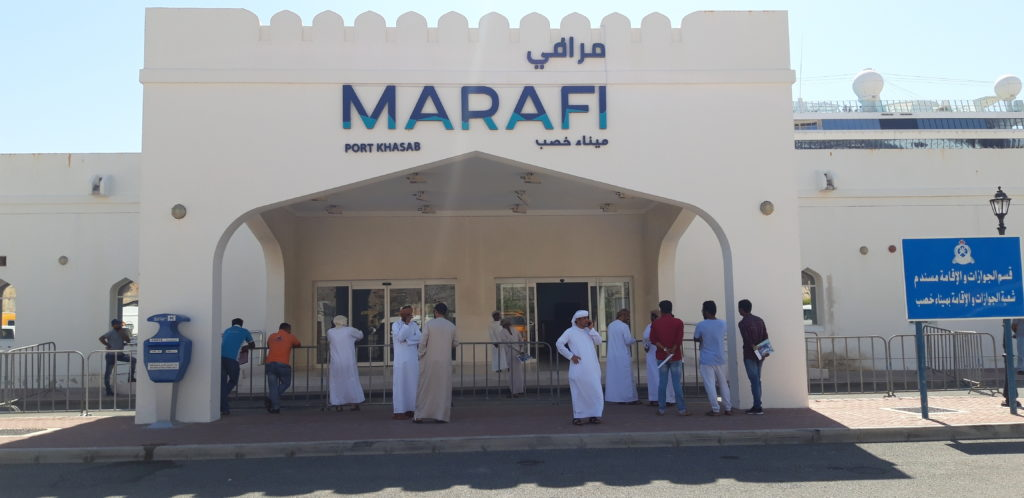 Khasab Port MARAFI