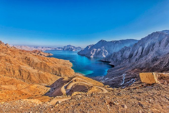 MOUNTAIN SAFARI KHASAB MUSANDAM TOUR 1