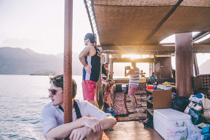 Musandam Overnight Dhow Cruise Package 1