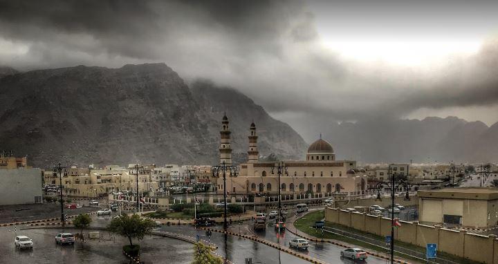 khasab sultan qaboos mosque