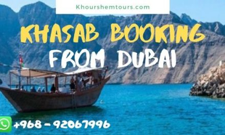 How to Reach Khasab From Dubai By Road [Guide 2020]