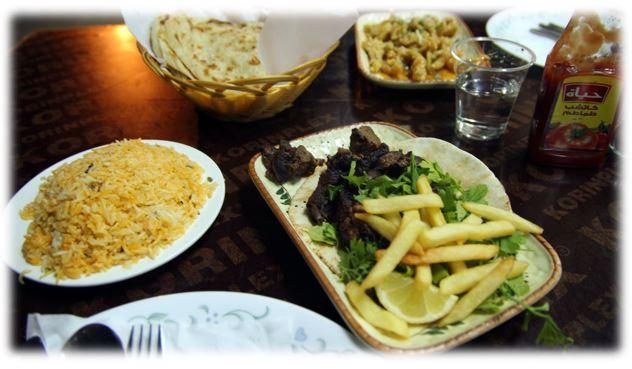 Khasab Food